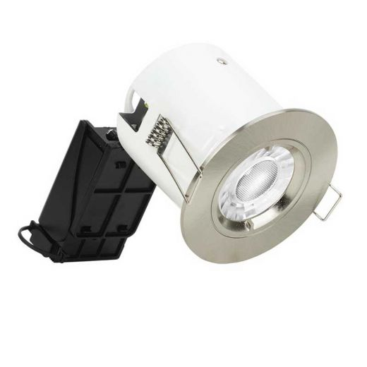 Buy Firerated LED Recessed Downlights Fixed, Adjustable, Bathroom | PEC Lights