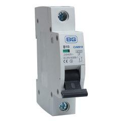 BG CUMB10 10A MCB SP Type B
