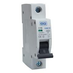 BG CUMC10 10A MCB SP Type C