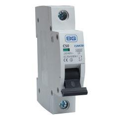 BG CUMC50 50A MCB SP Type C