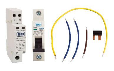 BG CUA08-01 SPD Type 2 Wiring Accessory Kit