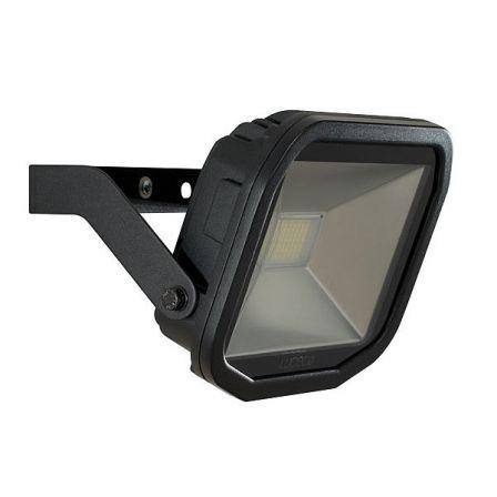 BG Luceco LFS30B150-02 38W Black Slimline Guardian LED Floodlight Daylight