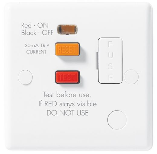 RCD Spur Switches & Sockets