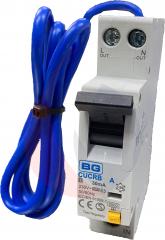 BG CUCRB32A 32A 30mA Compact RCBO Type A SP B Curve