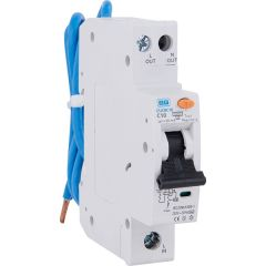 BG CUCRC10 10A 30mA Compact RCBO SP Type C