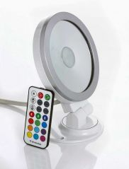 Brackenheath I3025W ispot RGB LED Floodlight with Remote Control