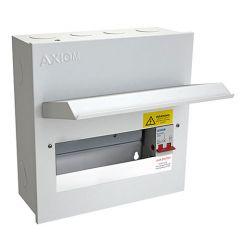 CED Axiom MCU10S 8 Ways 100A Main Switch Consumer Unit