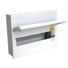 CED Axiom MCU16S 14 Ways 100A Main Switch Consumer Unit
