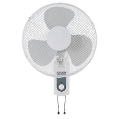 "Airmaster SWF16 16"" Premium Wall Mounted Pullcord Control Fan"