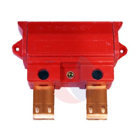 Series 7 Main Head Cut Out 100A Red Solid Link Carrier
