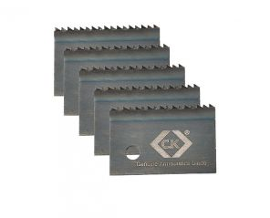 C.K T2255 ArmourSlice SWA Cable Stripper Spare Blades Pack 5