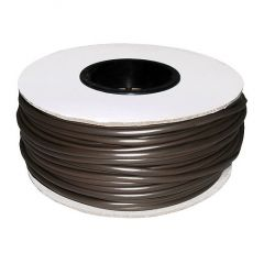 PVC Sleeving 3mm Brown 100m