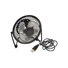 "Mercury 4"" USB Desk Fan Single Speed"