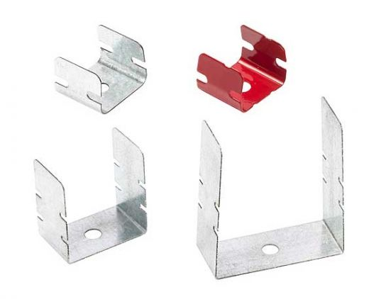 Fire Safe Clips & Fixings - D Line