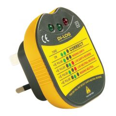 Dilog DL1090 Socket Tester with Buzzer