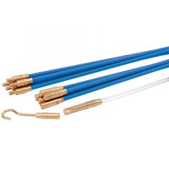 Draper 45274 Cable Access Rod Kit 10 x 1 meter Polyester Rods