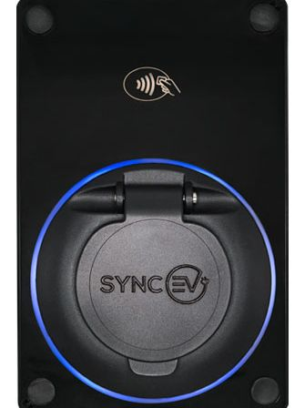 Sync EV Compact Car Charge Point 7kw