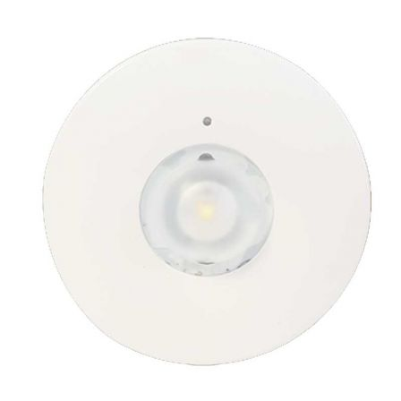 Emco EMLED3NM 3W Recessed Emergency Downlight Non Maintained