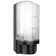 Aurora Enlite EN-BH7BLK/40 UtiliteX 7W IP44 LED Security Bulkhead Black