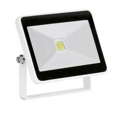 Aurora EN-FLHV10B/65 QuaZar 10W Adjustable IP65 Driverless LED Floodlight Daylight