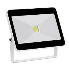 Aurora Enlite EN-FLHV30B/65 QuaZar 30W Adjustable IP65 Driverless LED Floodlight Daylight