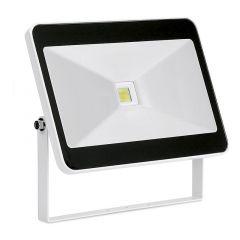 Aurora Enlite EN-FLHV50B/65 QuaZar 50W Adjustable IP65 Driverless LED Floodlight Daylight