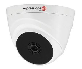Express One 5MP HDCVI Turret Fixed Lens Dome CCTV Security Camera