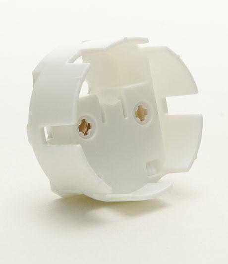 Lamp Accessories - Adaptors, T8 End Caps, T8 Terry Clips | PEC