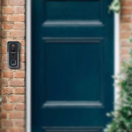 Link2Home Smart Wireless Battery Video Doorbell