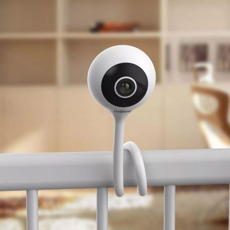 Link2Home Smart WiFi Indoor Camera with Flexible Installation