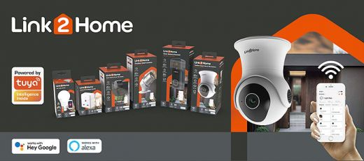 Link2Home Smart Home Products at the best online price | PEC Lights