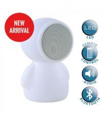 Minisun Buddy The Bluetooth LED RGB Garden Speaker 10 Watts
