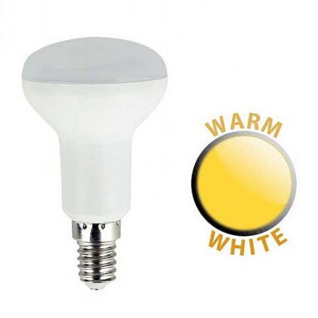 Minisun 19866 5W LED SES/E14 Frosted R50 Reflector Lamp Warm White