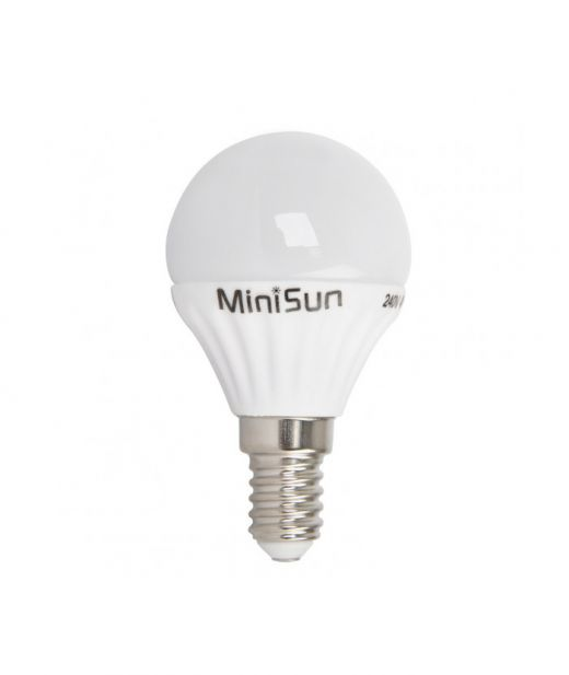 Buy Minisun LED Golf Ball Lamps Warm White