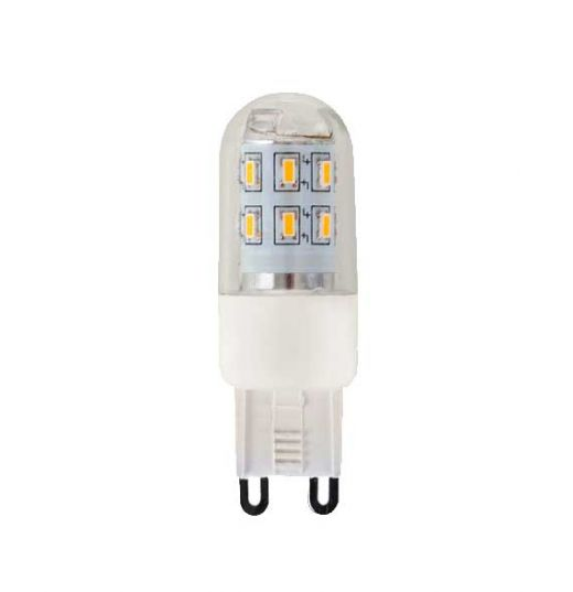 Buy Compact and Bright LED G9 240V Capsule Lamps