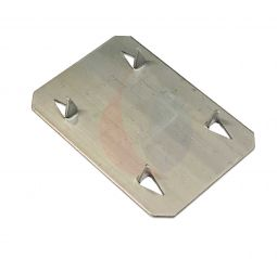 Niglon SP1 Safeplate Joist Cover 50mm x 76mm