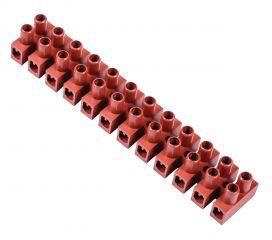 Niglon BS15 15A Nylon-PA T150 450V Connector Strip Brown