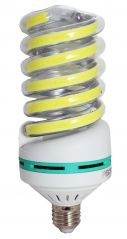 Pecstar 40 Watt ES/E27 LED COB Spiral Energy Saving Lamp