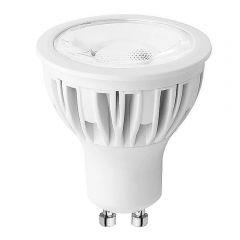 Pecstar 7 Watt COB GU10 LED Dimmable Daylight 6000K