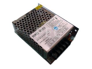 Pecstar LED Driver AC/DC 12V Switch Mode Power Supply 75 Watts