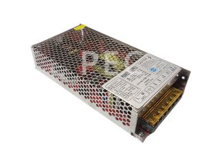 Pecstar LED Driver AC/DC 12V Switch Mode Power Supply 120 Watts
