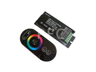 Pecstar LED Tape RGB Controller and Touch Remote