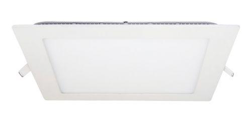 Pecstar 12W Square Slimline LED Panel Downlight Daylight
