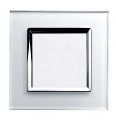 Retrotouch 00309 Blank Plate White CT