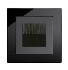 Retrotouch 04099 Brush Plate Black PG