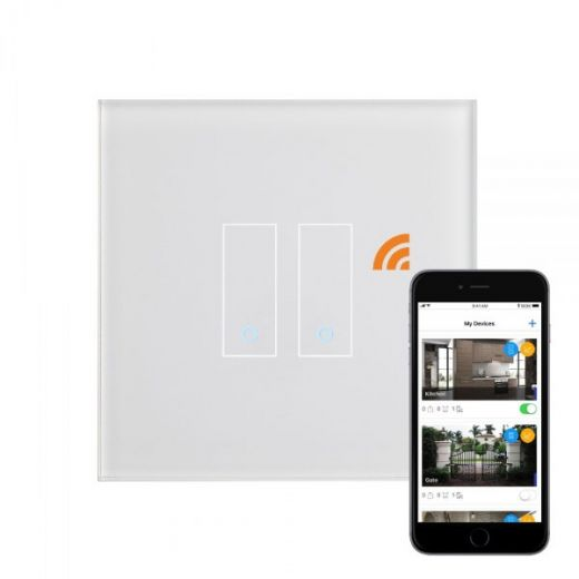Smart Wifi Switches | Home Automation with Voice Control | PEC Lights