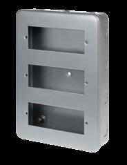 CL518 18 Minigrid Module Plate Metal Clad