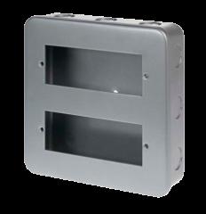 CL512 12 Minigrid Module Plate Metal Clad