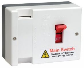 Scolmore DB751 80A Switchfuse Lockable