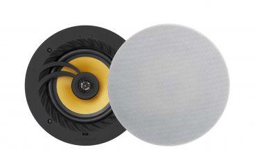 Retrotouch 03201 Lithe Audio Bluetooth 5 Ceiling Speaker Master & Slave Set